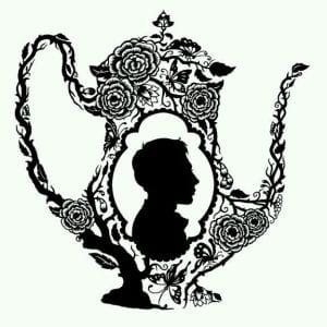 раскраска чашка чая