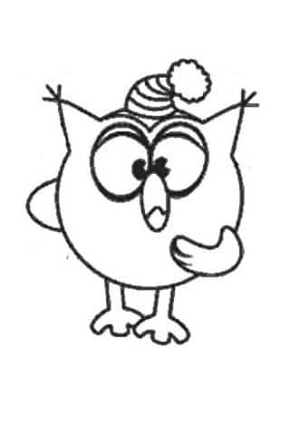 раскраски для детей смешарики - Рисовака