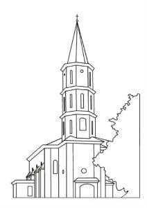 раскраски по православной культуре