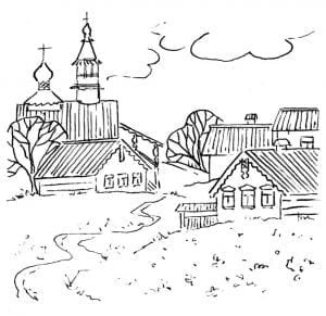 раскраски православные