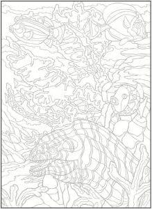 raskraski-zhivopis-po-nomeram-219x300 Раскраски по номерам взрослые