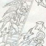 распечатать бесплатно на православную тему раскраски 1