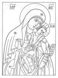 raspechatat-po-pravoslavnoj-kulture-raskraski-1 Религия