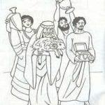 распечатать православие чудеса божии раскраски церковь и храм 1