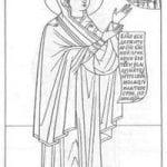 распечатать православие раскраски