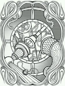 skachat-risunki-v-stile-stimpank-cherno-belye-226x300 Стимпанк