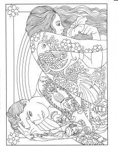 скачать татуировки красивые рисунки