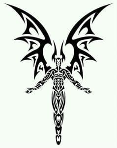 скачать татуировки распечатать раскраски