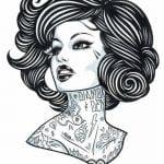 скачать татуировки разные рисунки