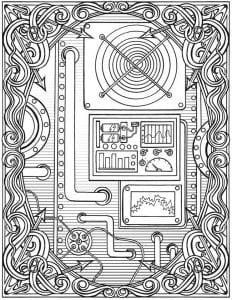 stimpank-risunki-karandashom-232x300 Стимпанк