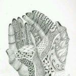 татуировки рисунки карандашом