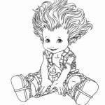 Артур и минипуты раскраска (18)
