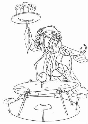 -и-минипуты-раскраска-2 Артур и минипуты раскраска (2)