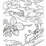 грибок-теремок раскраска (6)