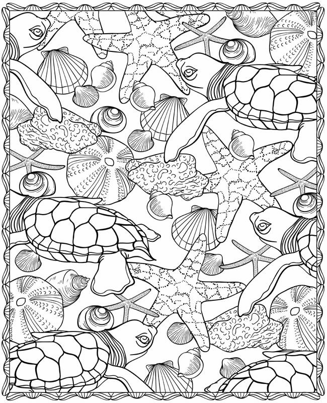 -мир-раскраски-111 подводный мир раскраски (111)