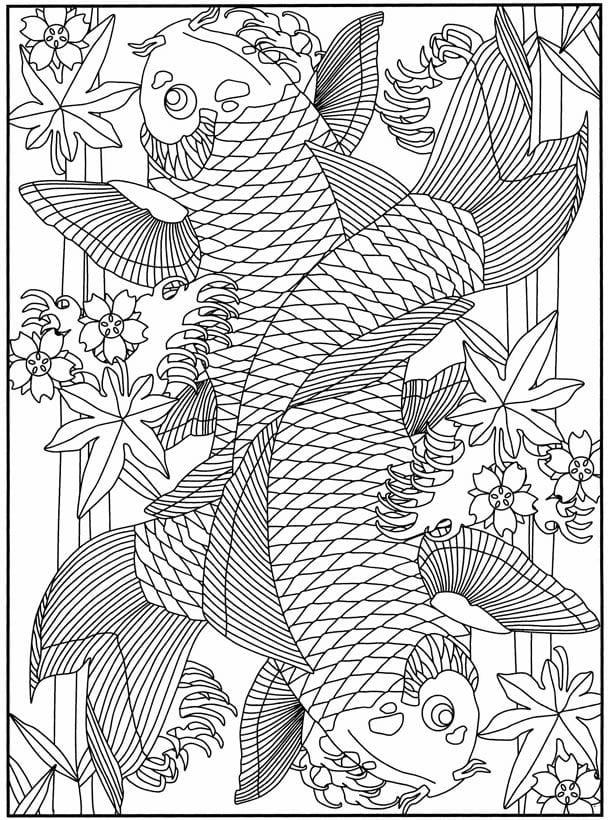 подводный мир раскраски (117)
