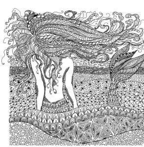 подводный мир раскраски (20)