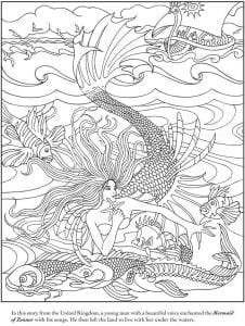 подводный мир раскраски (25)
