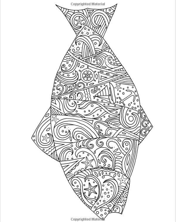 подводный мир раскраски (33)