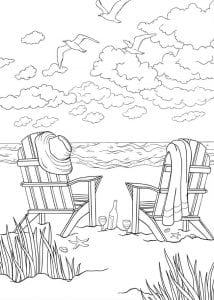 -мир-раскраски-6-214x300 Подводный мир