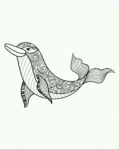 подводный мир раскраски (62)