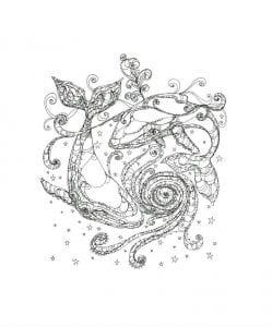 подводный мир раскраски (67)