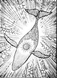 подводный мир раскраски (68)