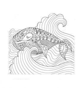 подводный мир раскраски (73)