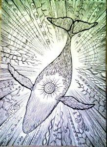 подводный мир раскраски (74)