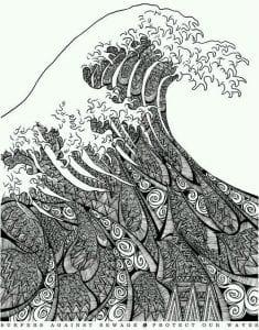подводный мир раскраски (76)
