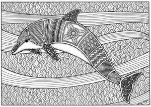 подводный мир раскраски (87)