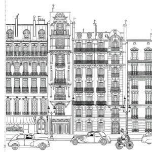 здания раскраски (69)