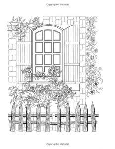 здания раскраски (99)