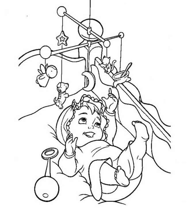 рапунцель раскраска бесплатно (28) - Рисовака