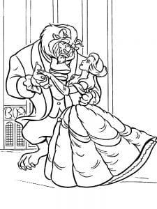 -Бэлль-и-чудовище-танец-225x300 Красавица и чудовище