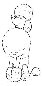 Тайная жизнь домашних животных раскраска (3)