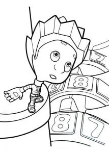раскраски фиксики для детей (15)