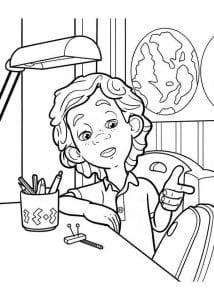 раскраски фиксики для детей (27)