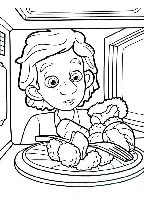 раскраски фиксики для детей (31)