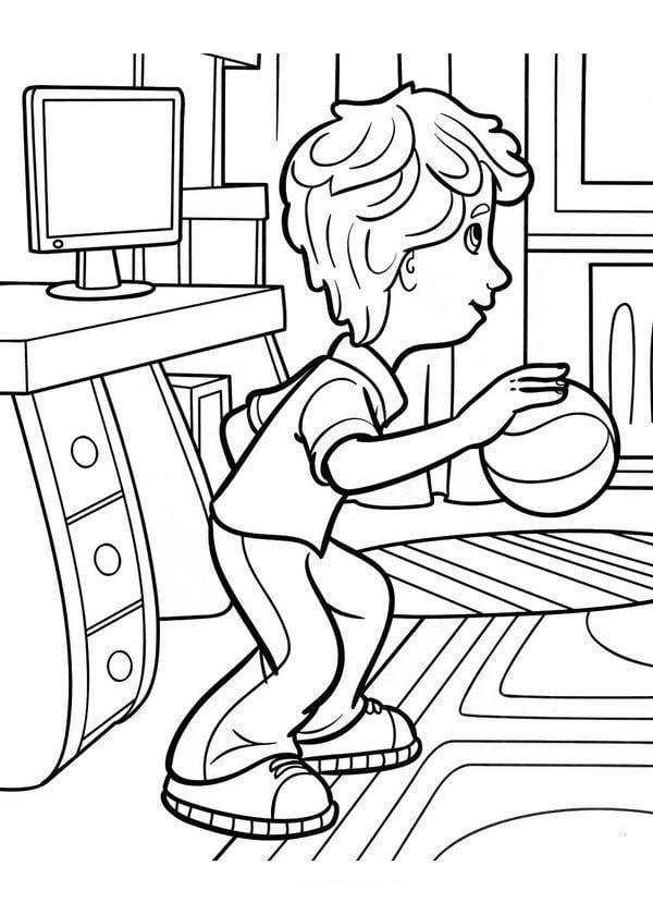 раскраски фиксики для детей (36)