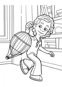 раскраски фиксики для детей (5)