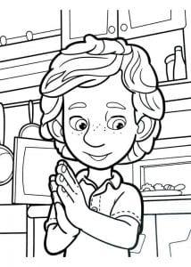 раскраски фиксики для детей (9)