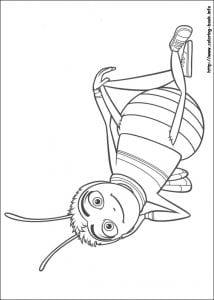 би муви раскраски (1)