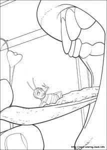 би муви раскраски (11)