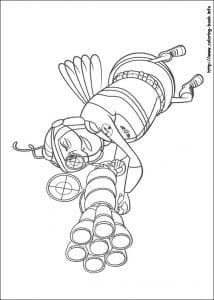 би муви раскраски (3)