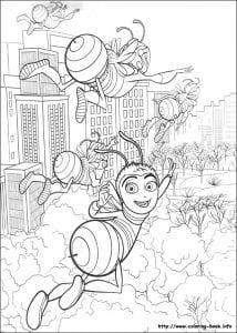 би муви раскраски (32)