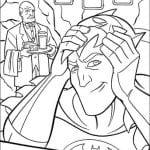 раскраска бэтмен распечатать (14)