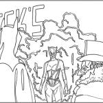 раскраска бэтмен распечатать (5)