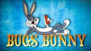 Bugs Bunny раскраски