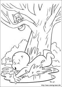 -раскраска-бесплатно-15-214x300 Каспер мультфильм
